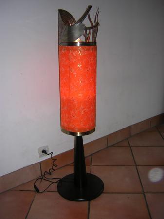 Lampe Escargot