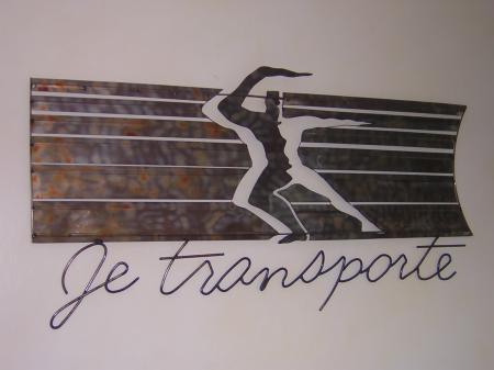 enseigne transporteur 2009
